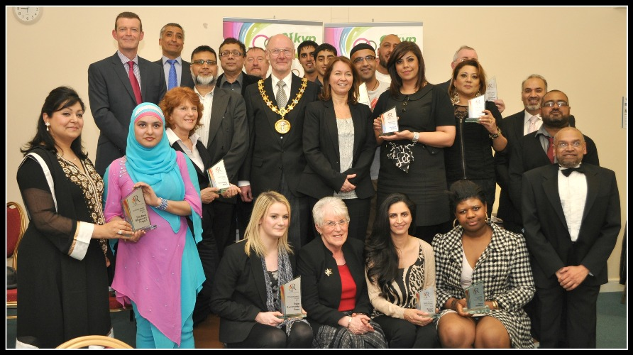 All the Rochdale Diversity Awards winners