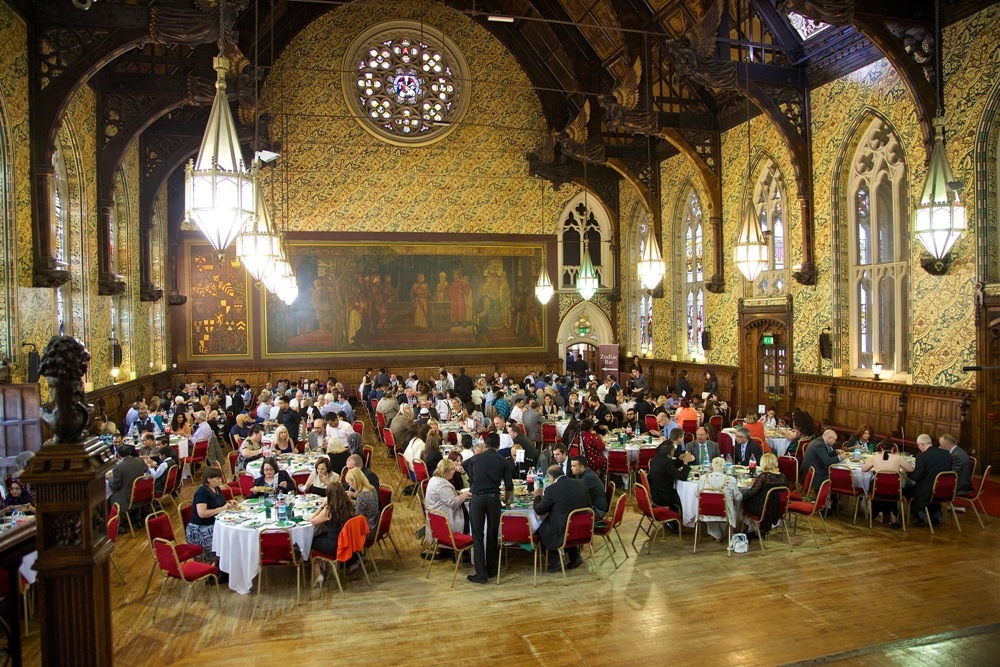 The Grand Hall - Rochdale Town Hall